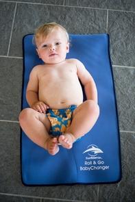 Halk- och skötmatta för babysim, Neopren