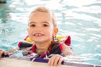Konfidence Simväst för barn, 100% UV-skydd